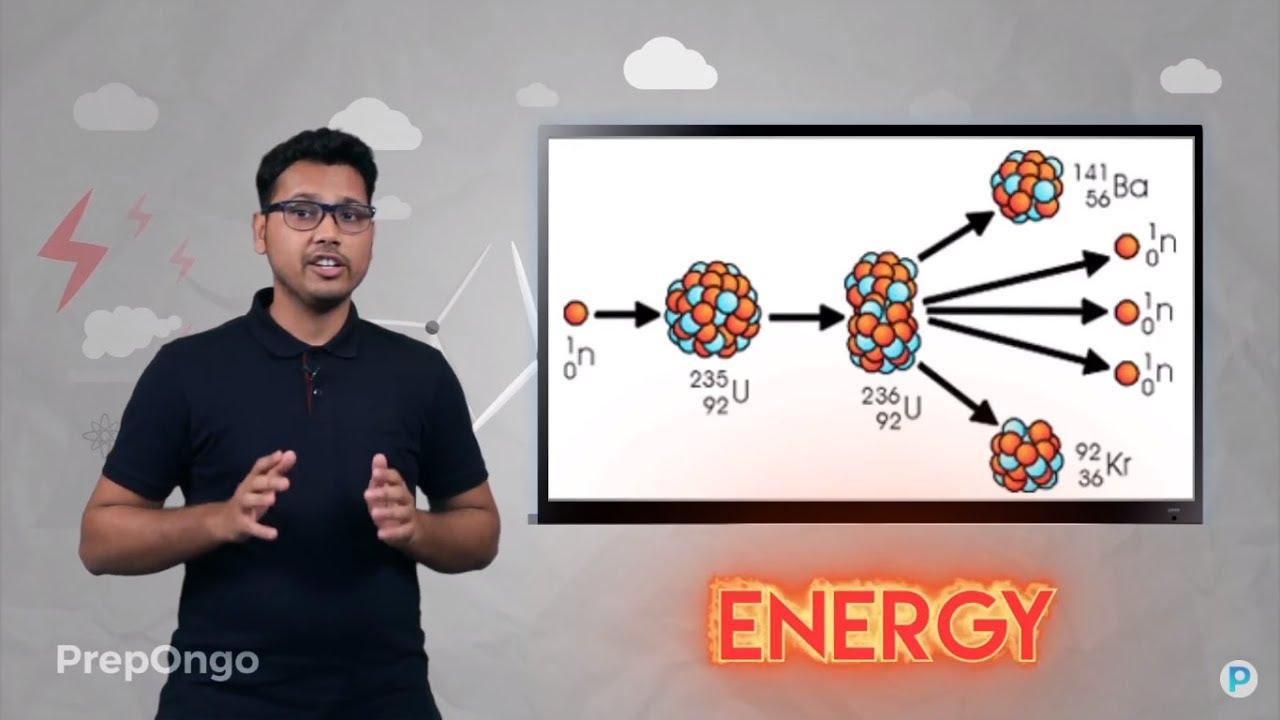 Nuclear Energy | Nuclear Fission | Nuclear Fusion