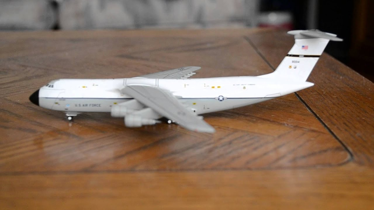 Gemini Macs Lockheed Galaxy Dover Afb White Top Youtube