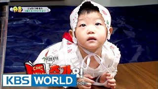 5 siblings' house - Master Hyejung's Kimchi making class [The Return of Superman / 2016.12.11]