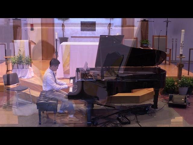 26 Bach, Prelude in G BWV 902/1