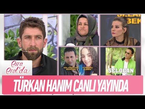 Türkan Hanım canlı yayında - Esra Erol'da 6 Şubat 2019