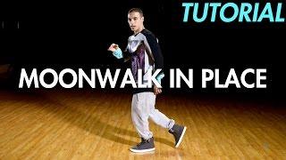 How to Moonwalk in Place (Dance Moves Tutorial)   Mihran Kirakosian