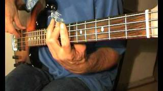 Creedence Clearwater Revival Have You Ever Seen The Rain Bass Cover MP3