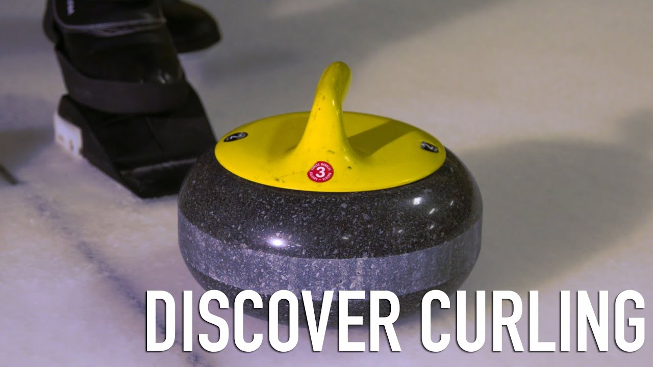 Learn Curling | Lessons For New Curlers | Discover Curling