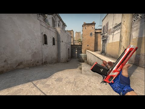 CS:GO WARZONE IN 2020?! *ONLY DEAGLE* Dust 2 5v5 [#8] [1080p60]