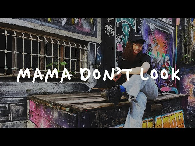李芷婷 Nasi《MAMA DON'T LOOK》Official Music VLOG|《日常不婷更》