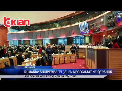 Rumania: Shqiperise T'i çelen Negociatat Ne Qershor