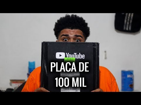 UNBOXING: PLACA DE 100K | FAVELA BUSINESS
