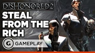 The Royal Conservatory Mission - Dishonored 2 Gameplay