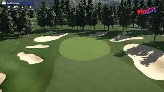 TGC 2019 Course Flyover: Banff Springs