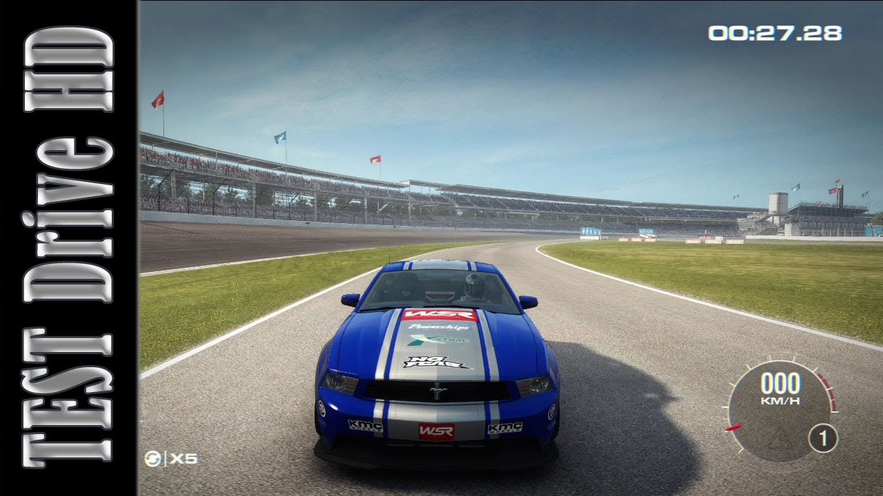 Grid 2 Ford Mustang