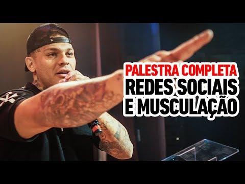 TOGURO FALA SOBRE REDES SOCIAIS X MUSCULAÇÃO | PALESTRAS GROWTH DAY RIO DE JANEIRO