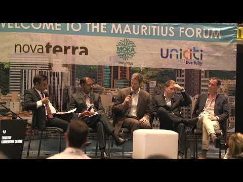 API 2018 MAURITIUS FORUM THE MAURITIAN REAL ESTATE OPPORTUNITY