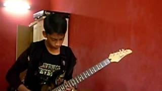 Lucky Laki Guitar Cover Superman