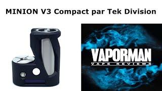 MINION V3 Compact par Tek Division [FR]