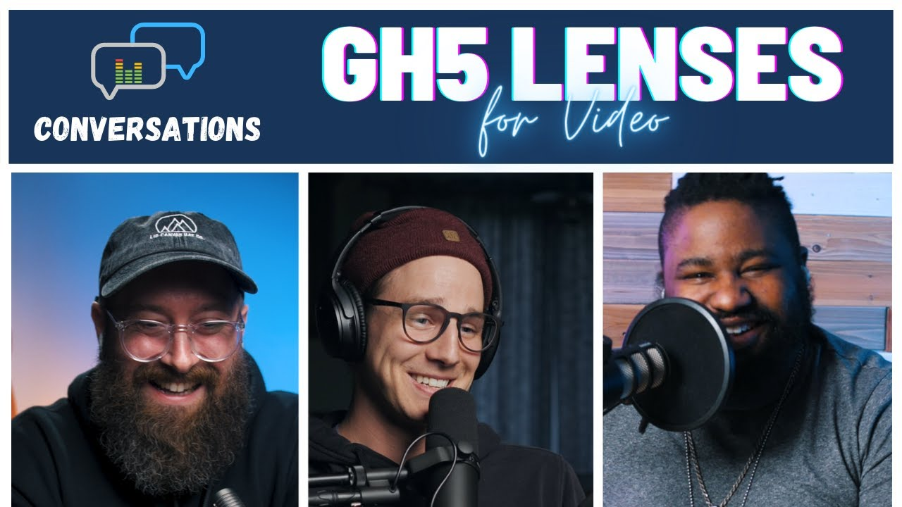 GH5 Lenses for Video // GH5 NATIVE LENSES VS. ADAPTED LENSES WITH SPEEDBOOSTER // Which is better?