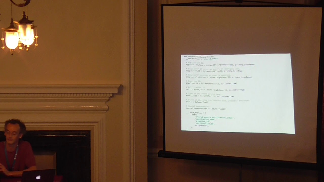Image from Events: Software, Process and Reality