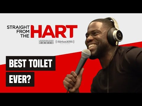 Kevin Hart Has a Robot Toilet   Straight From the Hart   Laugh Out Loud Network
