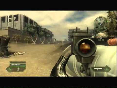 Battlefield 2 Modern Combat End Game China 10 Star Full Run