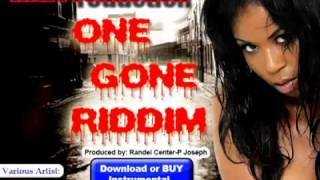 One Gone Riddim Instrumental *Millitant Dancehall*(FREE Download)