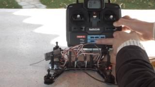Montaje Completo Quadcopter ZMR 250 - (2/2)