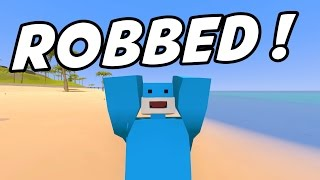 unturned we ve been robbed episode 70 unturned role play hawaii playthrough