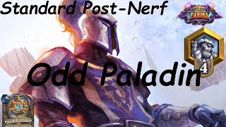 Hearthstone: Odd Paladin #6: Boomsday (Projeto Cabum) - Standard Constructed Post Nerf