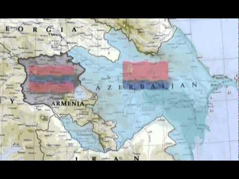 Brief history of Karabakh and Nagorno Karabakh conflict