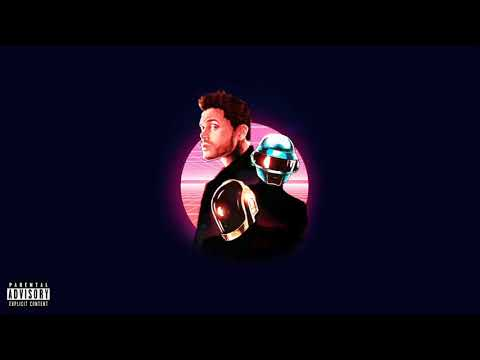 The Weeknd & Daft Punk Type Beat - sunset    HD 2018