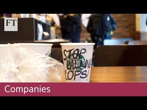 Starbucks to shut 8,000 US stores for anti-bias training