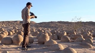 In this on-location video I venture to a unique geological formatio...