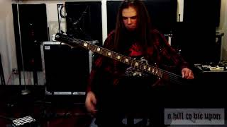 Обложка A Hill To Die Upon Artifice Intelligence Bass Playthrough