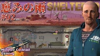 恵みの雨 Sheltered #02 ゲーム実況プレイ 日本語 PC Steam シェルタード [Molotov Cocktail Gaming]