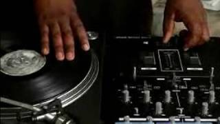 How to DJ : Forward Scratch Turntable Lesson
