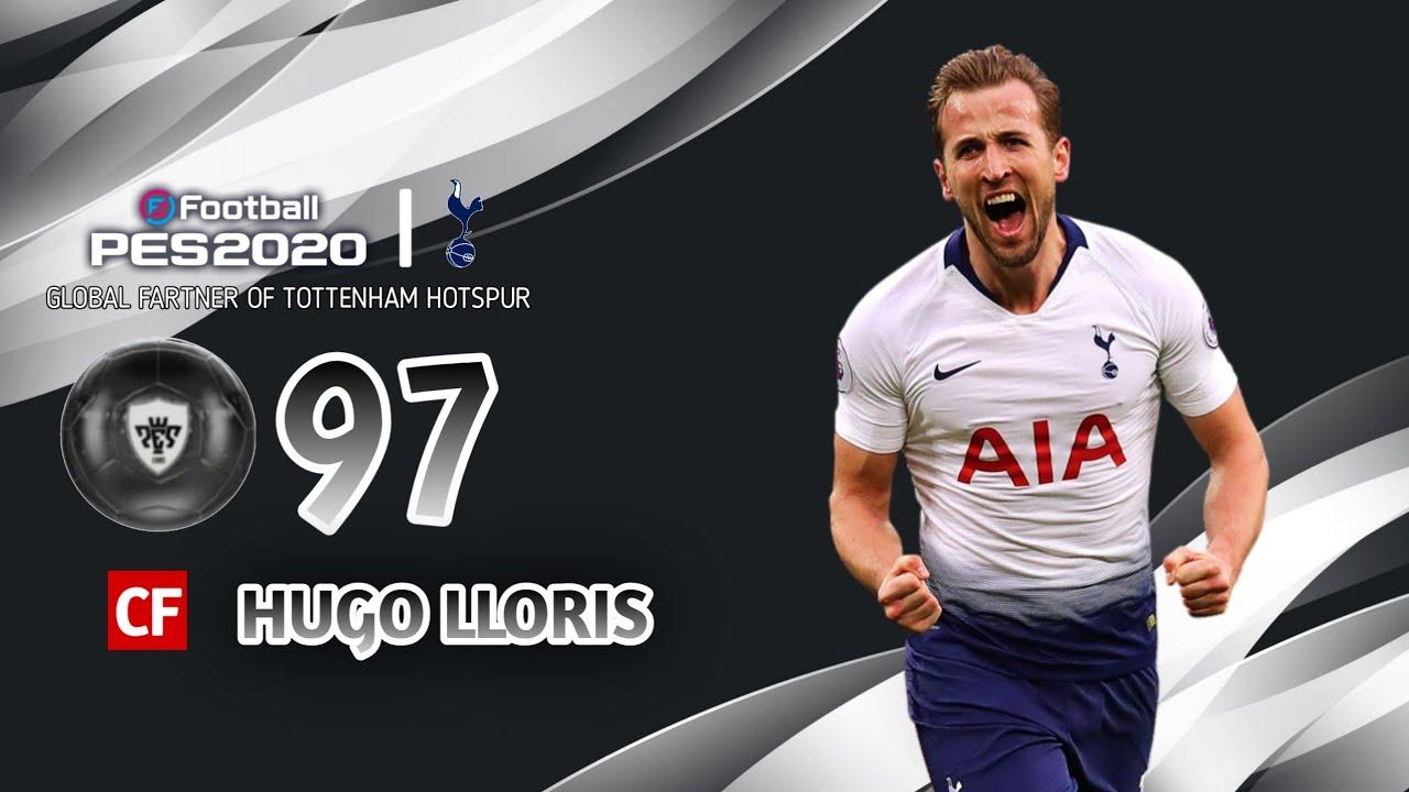 Pes 2020 Tottenham Hotspur Club Selection May 18 20 Max Level Youtube