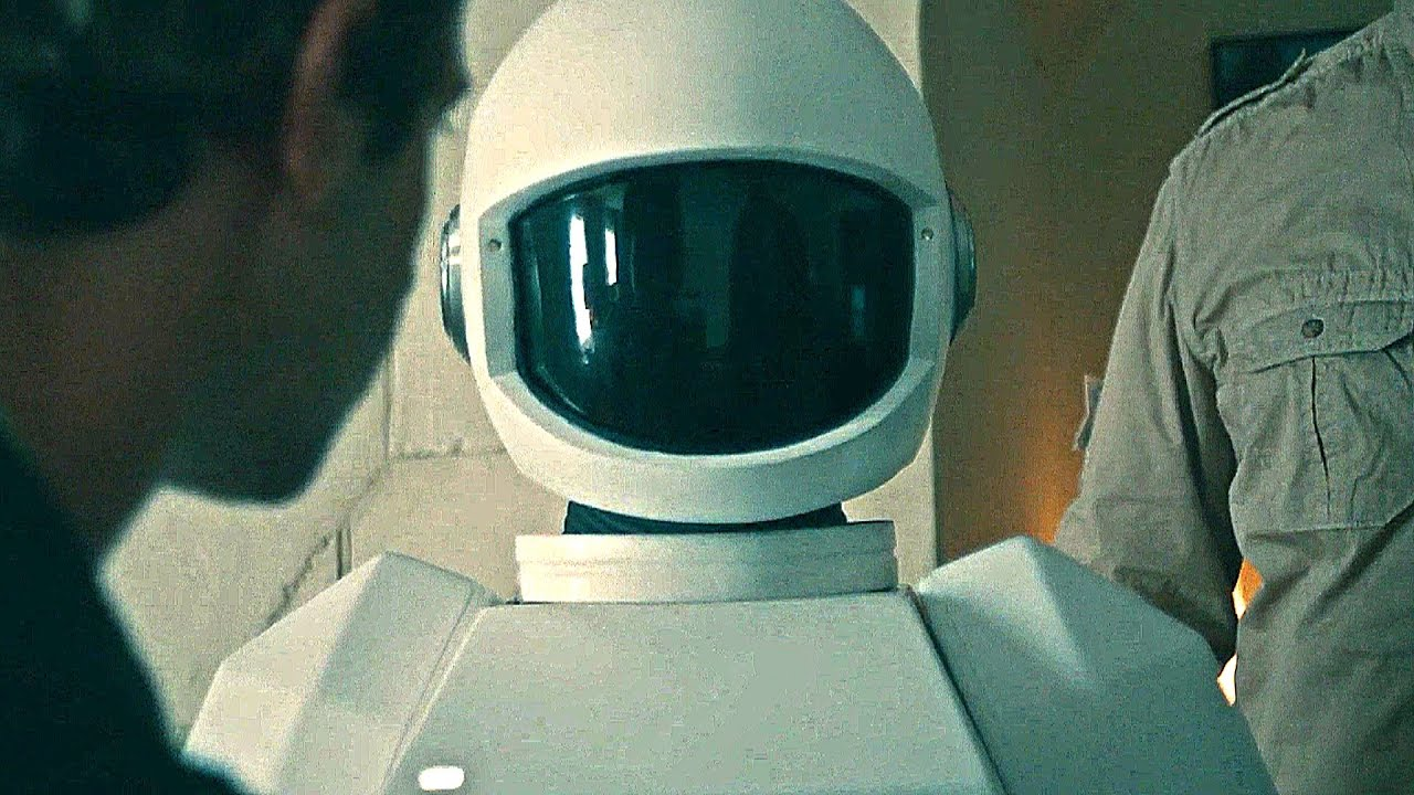 Man Receives A Robot That Takes Care Of His Every Need But Soon Starts To Commit Crimes With It