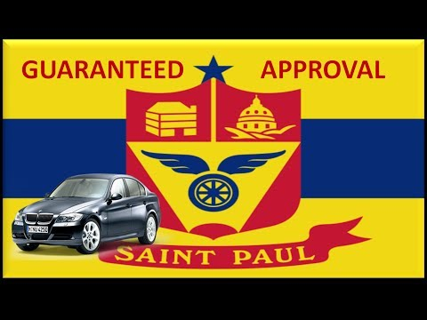 St. Paul, MN Automobile Financing : Bad Credit No Money Down Auto Loans with Instant & Easy Approval
