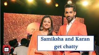 Zindagi Ki Mehek's USP is romance: Samiksha and Karan  | Exclusive | Tellychakkar |