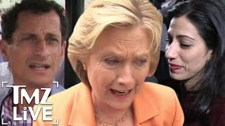 HILLARY CLINTON Target In Search Warrant | TMZ Live