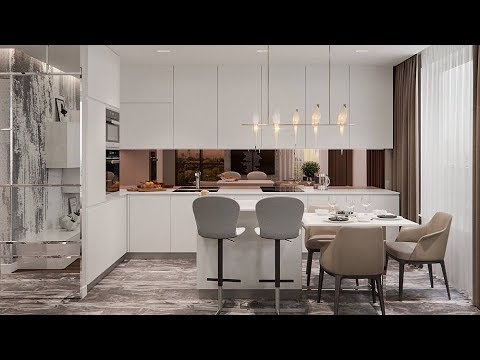 Latest modular kitchen designs the most beautiful - The most beautiful kitchen designs ...