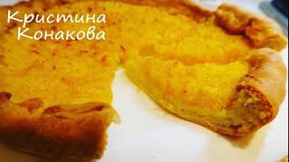 Апельсиновый пирог! Очень ПРОСТОЙ РЕЦЕПТ🍊