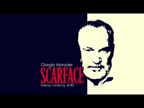 Giorgio Moroder  Scarface Tony's Theme Requiem Electrochestral Cover by JCRZ