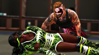 WWE 2K RAW GM MODE EPISODE 6 THE FIEND ATTACKS NAOMI CAREER vs TITLE MATCH