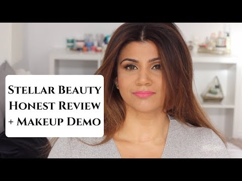 Stellar Beauty - Honest and Unbiased Review + Makeup Demo