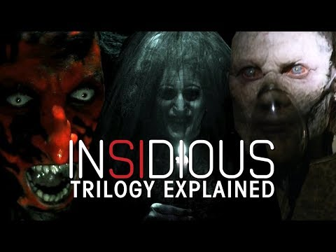 INSIDIOUS Trilogy Explained (Chapters 1-3)