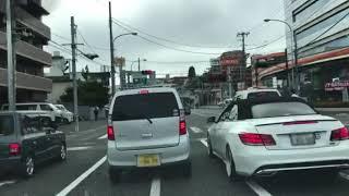 【ドラレコ】軽自動車がベンツに絡まれ煽り運転をされるが・・・【危険運転 喧嘩】 thumbnail