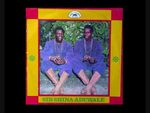 Sir Shina Adewale & the Superstars International ~