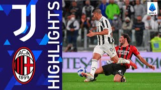 Juventus 1-1 Milan | Serie A's big match ends in a draw