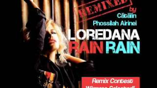 Loredana - Rain Rain (Catalin Phossilah Airinei Trip-Hop Remix)