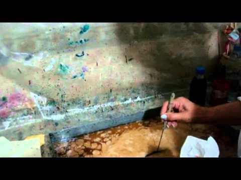 Ebru Sanatçısı-Rana Gökdemir Yardımcı